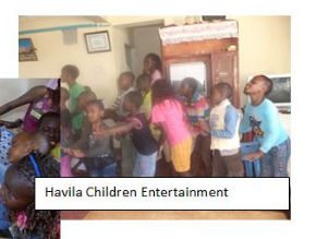 CSR Activity at Havila Children's Home