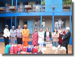 CSR Activity at Ananda Magda